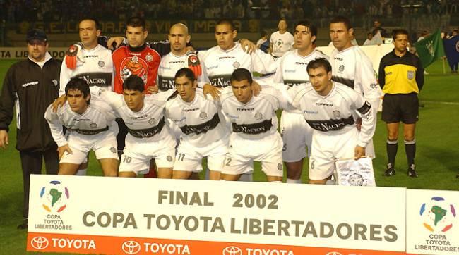 2002 Copa Libertadores