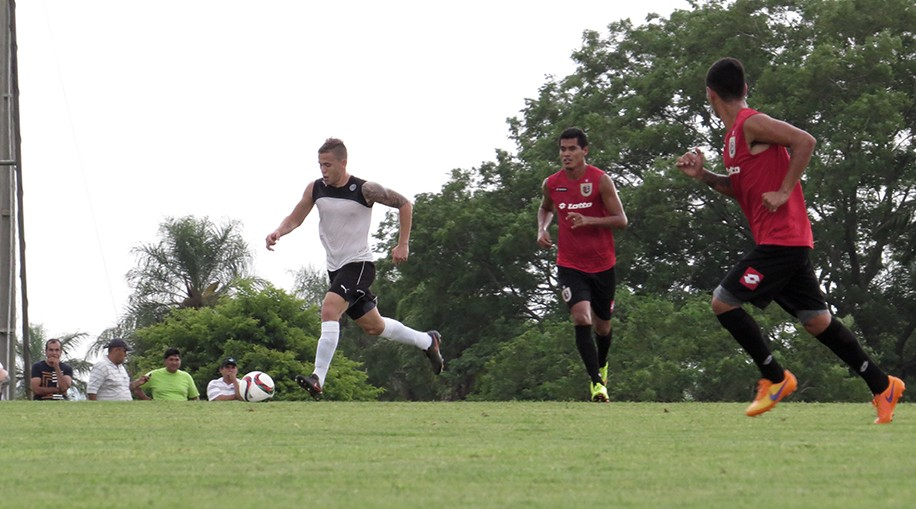 CLUB OLIMPIA - PRETEMPORADA - AMISTOSO 1 (1)