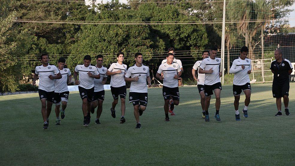 Olimpia se prepara para enfrentar el último partido del Clausura